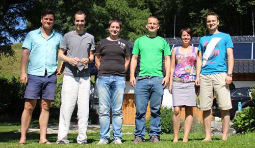 Das Team von teamaton - Entwicklung